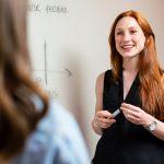 Intern begeleider met leerkracht