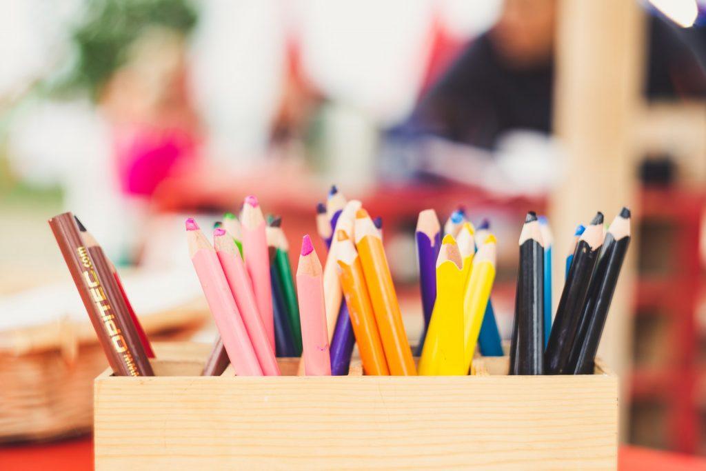 Werken in het onderwijs