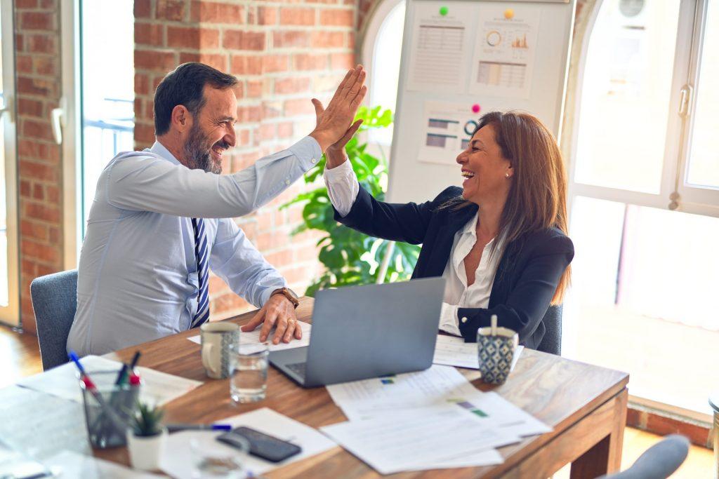 Als senior accountmanager help je klanten met wat ze het hardst nodig hebben.